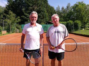 Platzeröffnung mit Gauditurnier am 25. April 2020 @ Tennisplätze am Falkenberg